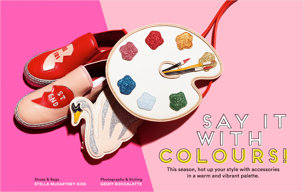 Say It With Colours!