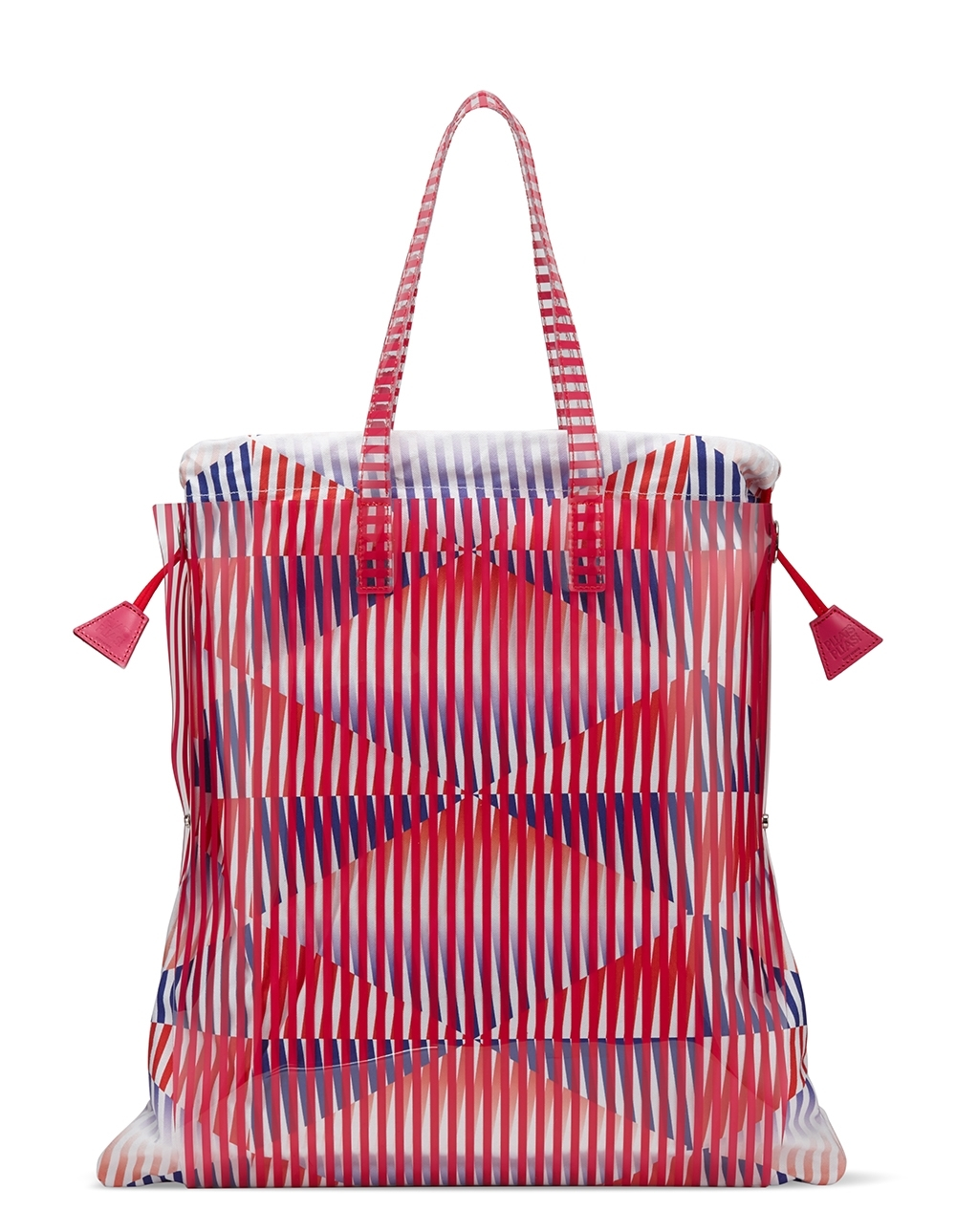 Pleats Please Issey Miyake - Moire Tote - Club 21 35b5dde32d52b