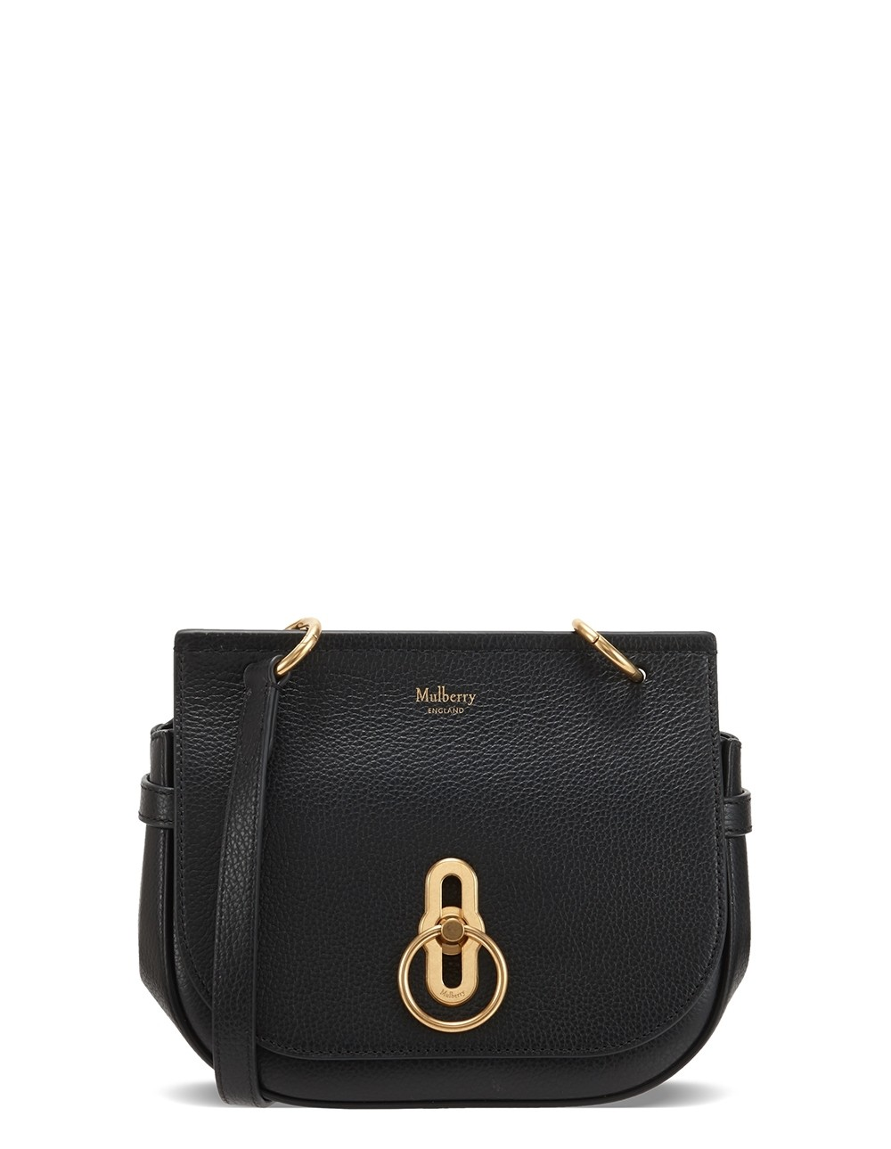 Mulberry - Small Amberley Satchel In Small Classic Grain - Club 21 b91308fb7df2e