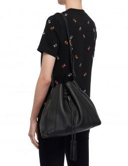 Millie Small Tote  - Black