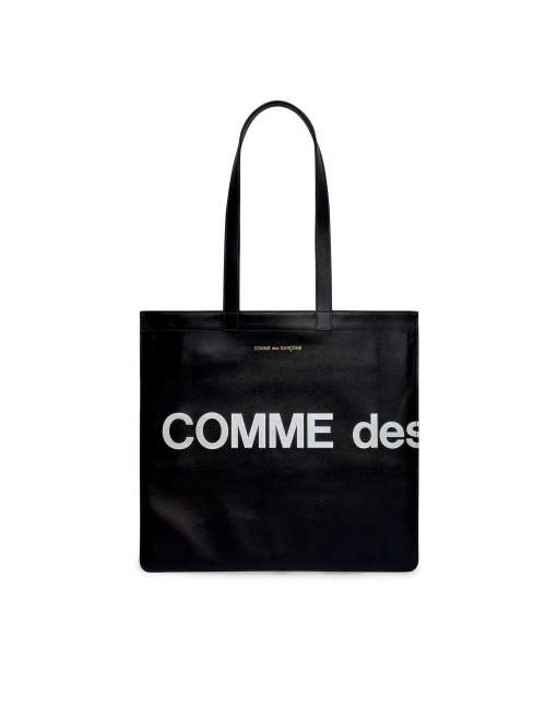 Huge Logo Tote - Black