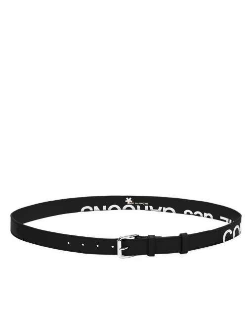 Huge Logo Belt - Black