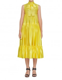 Club21 Exclusive Yellow Day Dress - Yellow