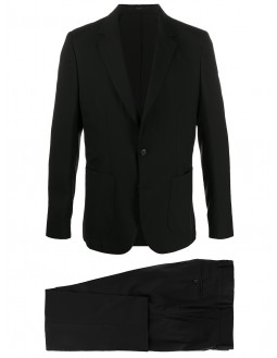 Washable Dress Suit - Black
