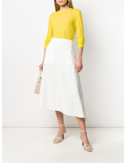 Oversized Pullover - Yellow