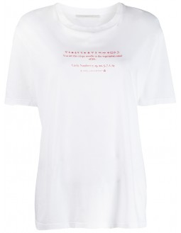 Fortune Noodle Tee - White