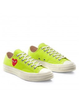 PLAY Converse CT70 Low Top Sneakers - Green
