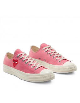PLAY Converse CT70 Low Top Sneakers - Pink