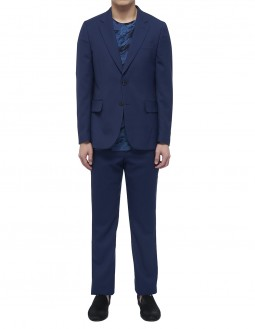 Soho Fit 'A Suit To Travel In' - Dark Blue