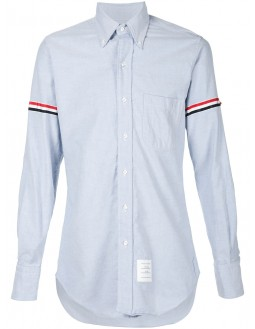 Classic Button Down Shirt - Light Blue