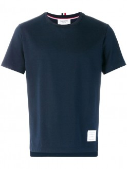 Relaxed Fit T-Shirt  - Navy