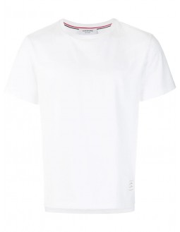 Relaxed Fit T-Shirt  - White