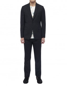 Soho Fit 'A Suit To Travel In' - Navy